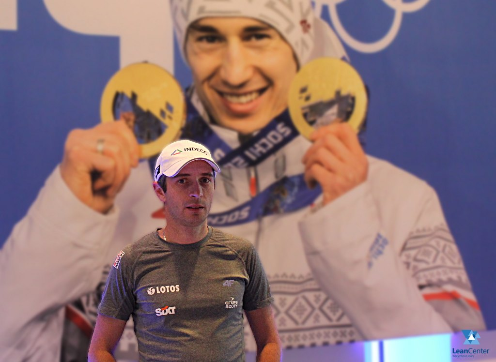 Łukasz Kruczek - trener reprezentacji skoczków narciarskich