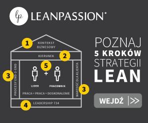 Case study wdrożenia strategii Lean