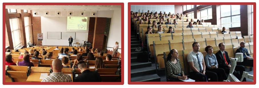 Konferencja organizowana przez Koło Naukowe Lean Team