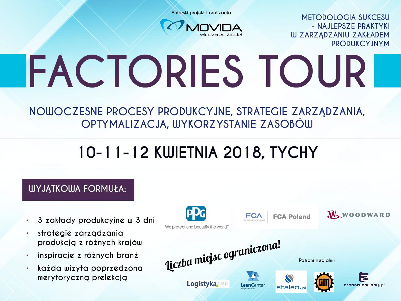 Factories Tour 2018
