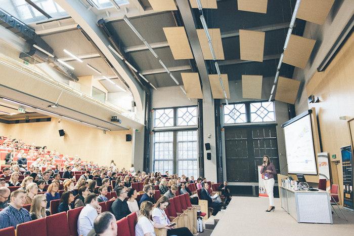Prelekcja na konferencji SPINLean
