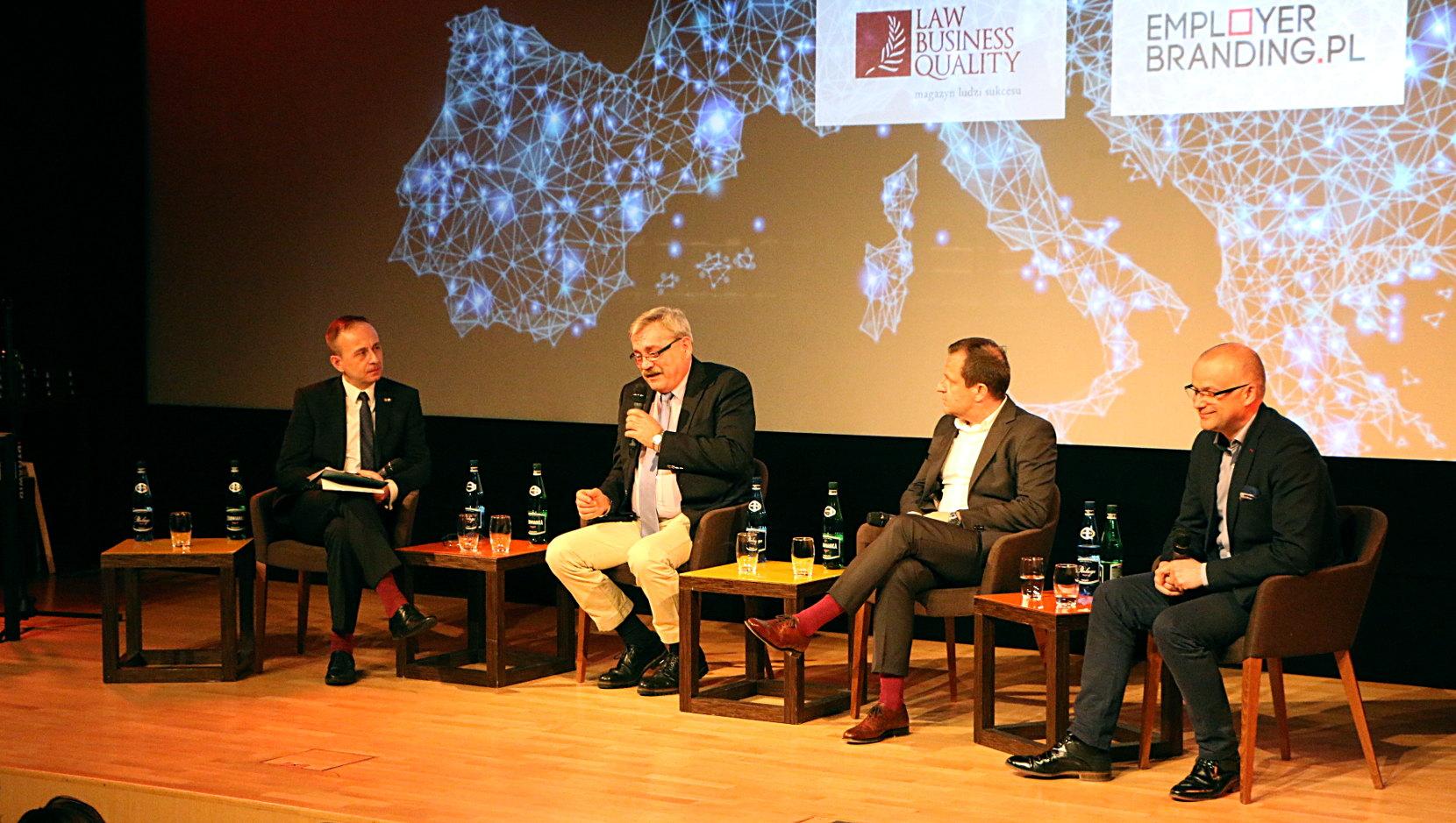 Debata na tema innowacyjności na Kongresie Jakości