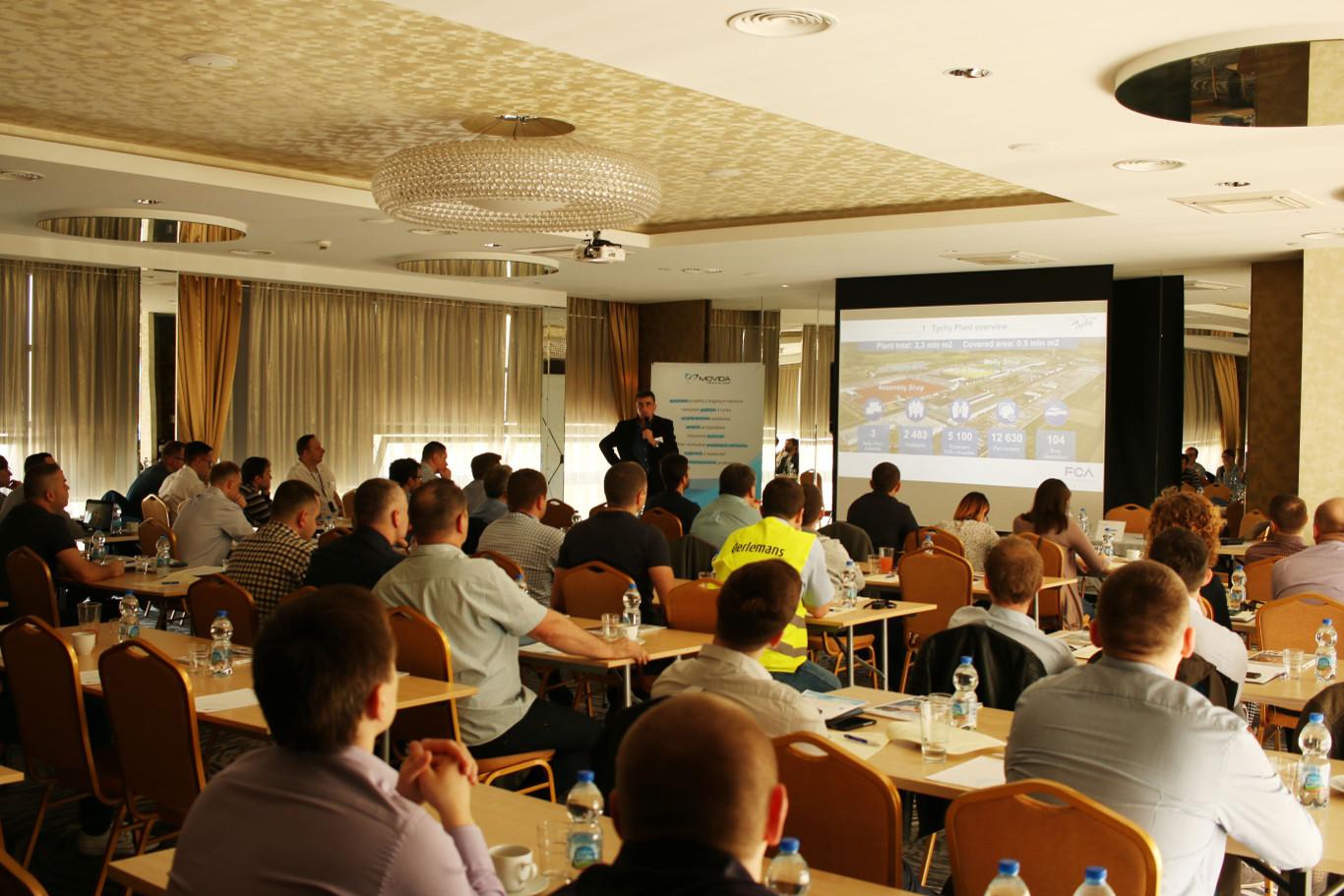 FCA na konferencji Lean