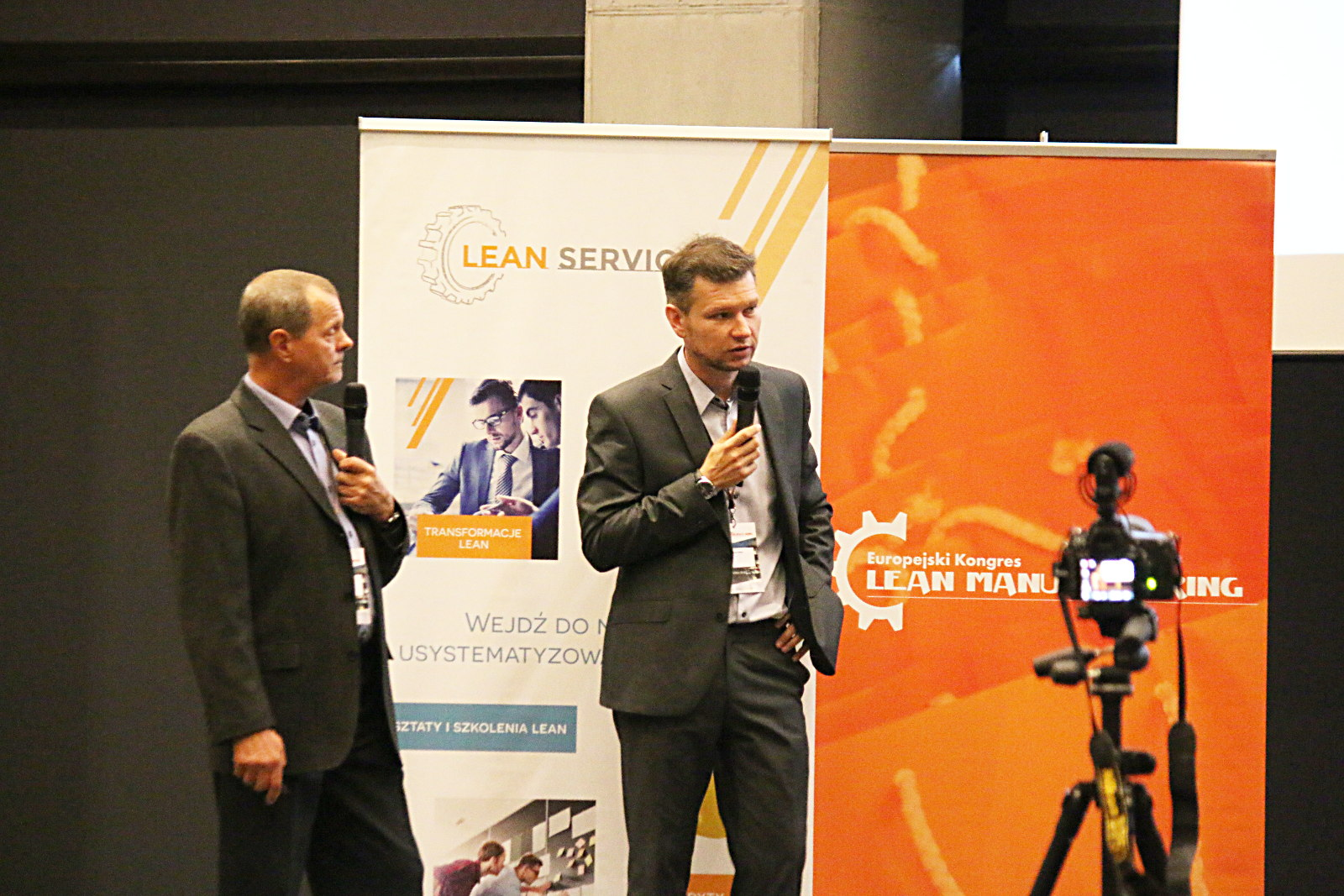 Kanban wzakładzie Europejski Kongres Lean 2018