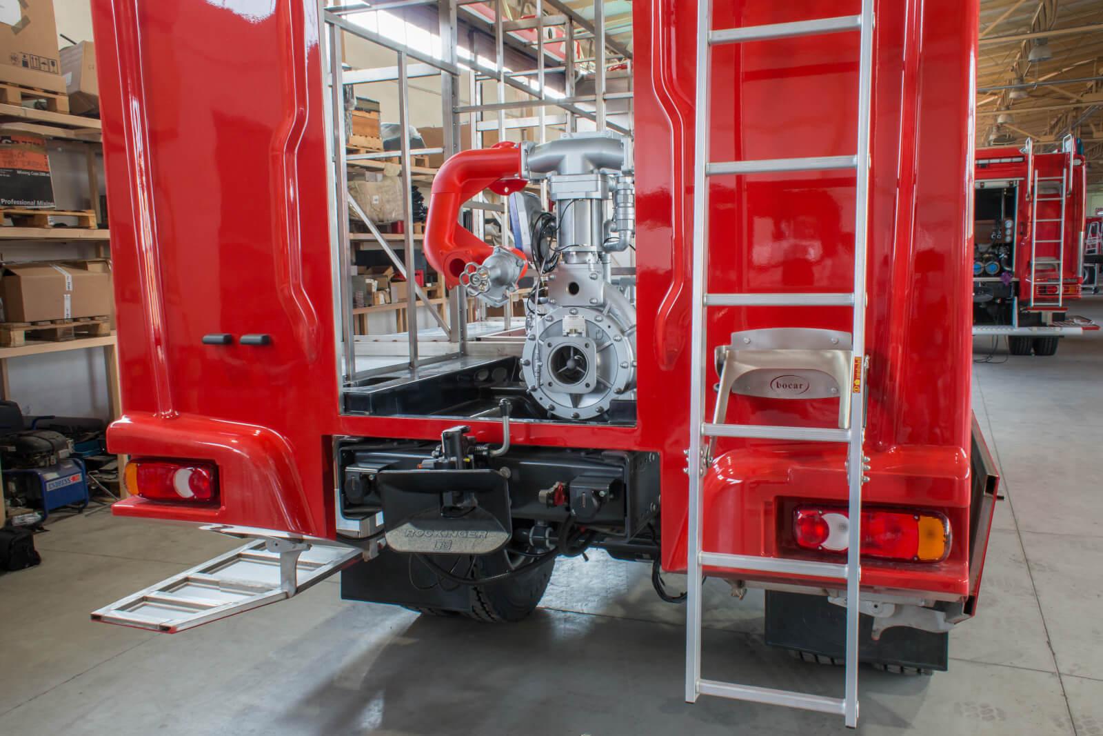 Prototypowy kolektor wsilniku - wydrukowany przez 3DGence