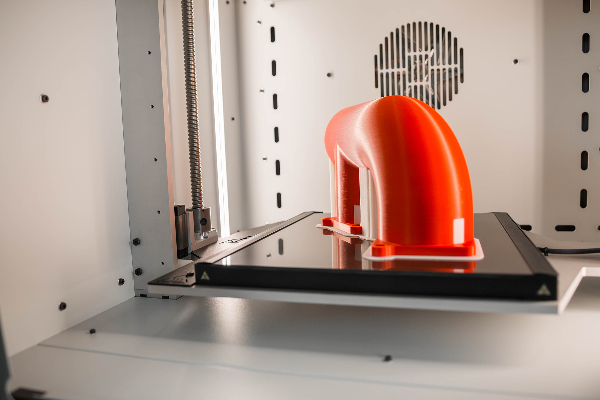Druk 3D odchudzi produkcję