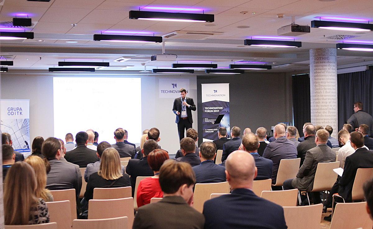 Relacja Technovation Forum