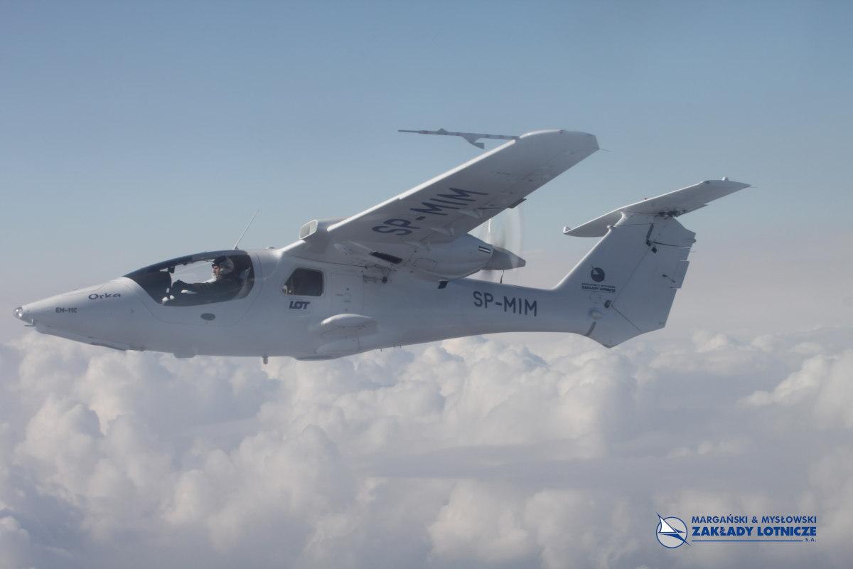 Wizyta wzakładach lotniczych wBielsku Białej na Konferencji Mendadżerów