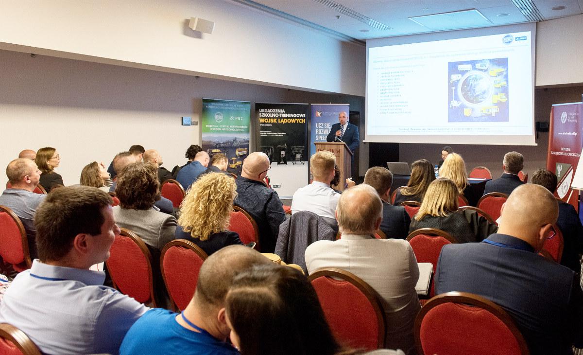 Lean na konferencji menadżerów logistyki iprodukcji