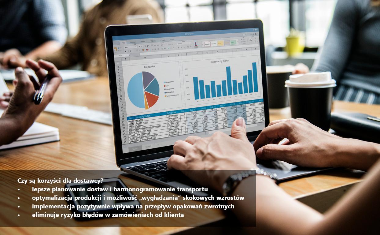 Vendor Managed Inventory - korzyści dla dostawcy