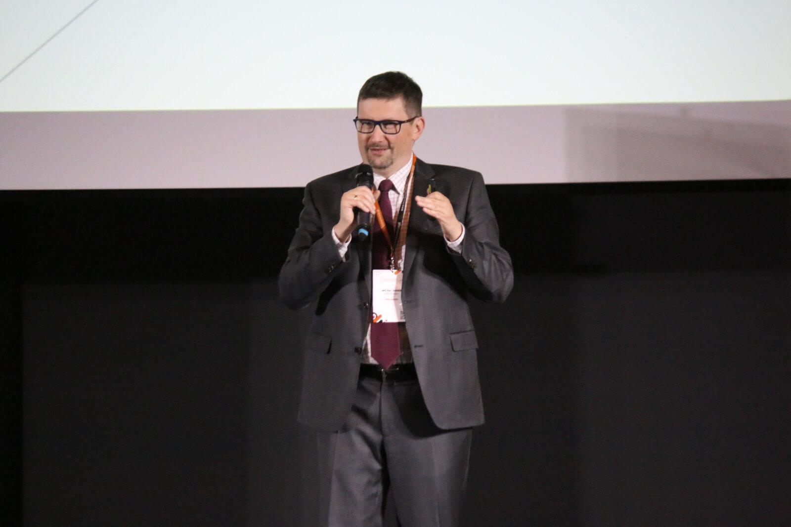 Michał Gądek opowiada oLean na szczeblu zarządczym