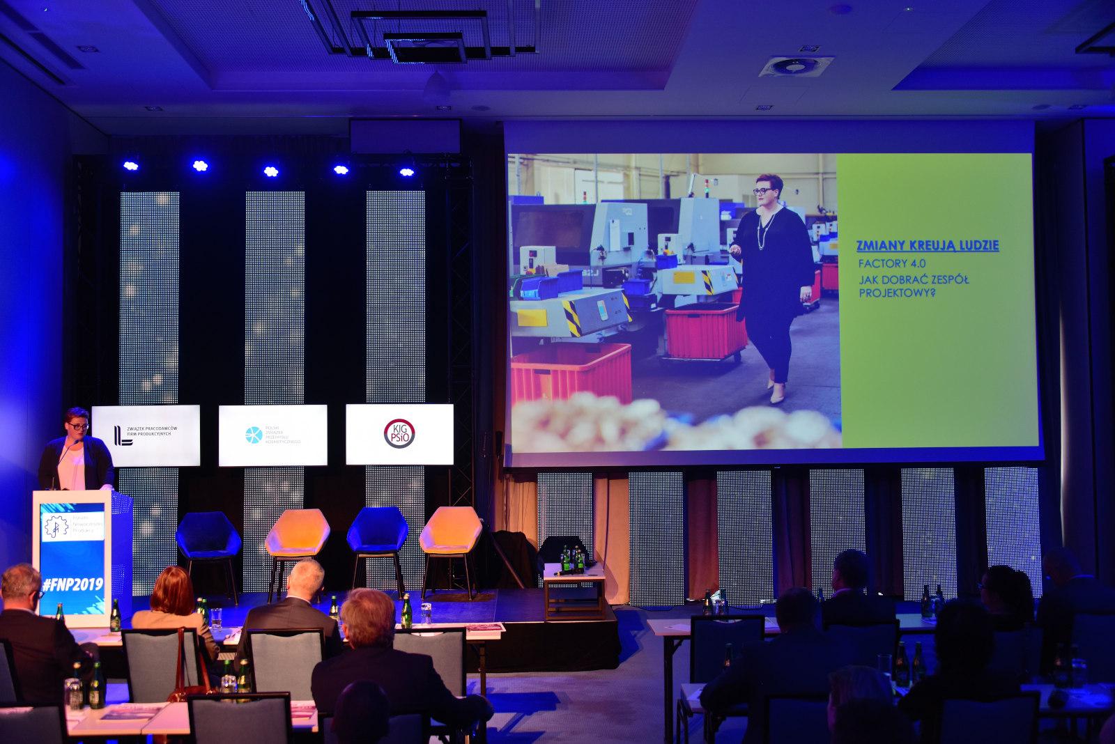 Relacja zkonferencji Industry Tech
