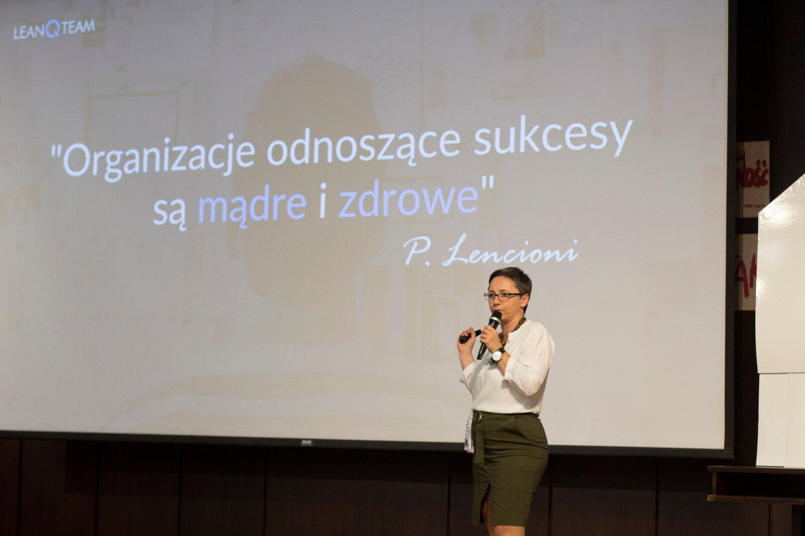 Joanna Czerska na Lean Polak Potrafi 2019