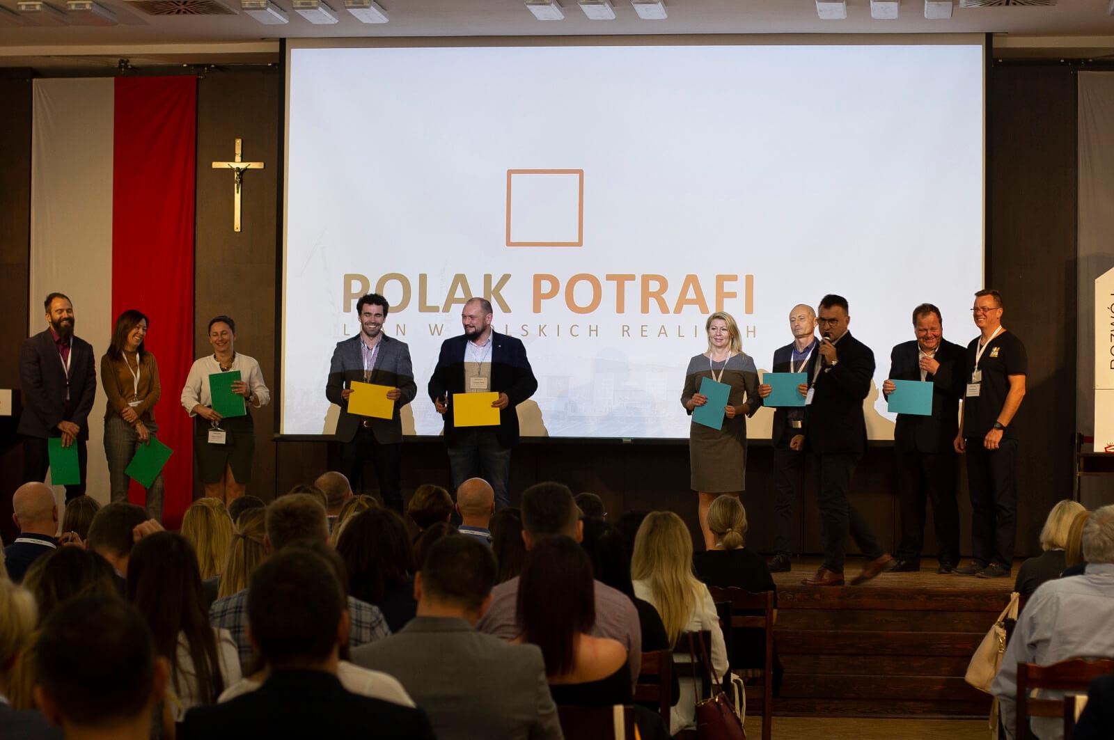 Druga edycja konferencji Polak Potrafi inieustannie rosnąca firma