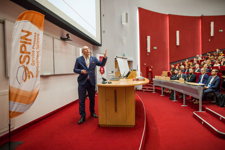 Michał Wolak, Relacja zkonferencji SPIN 2020