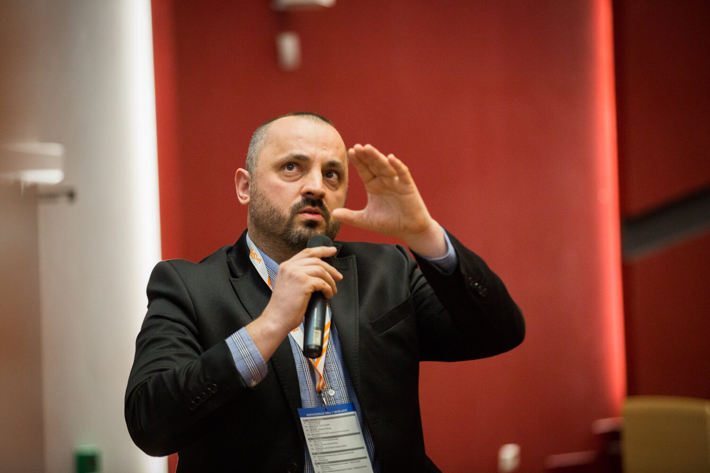 Wojciech Josek, Relacja zkonferencji SPIN 2020