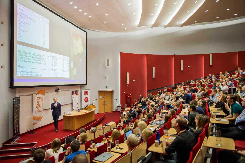 Tomasz Owsiak, Relacja zkonferencji SPIN 2020
