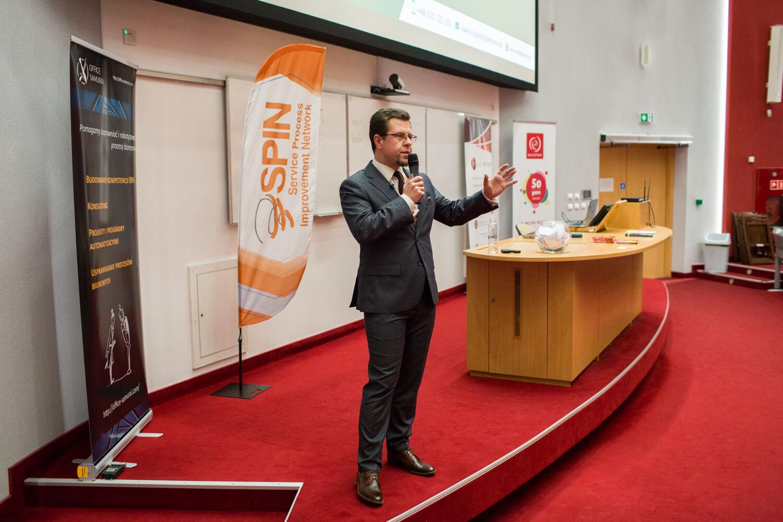Karol Czapik, Relacja zkonferencji SPIN 2020