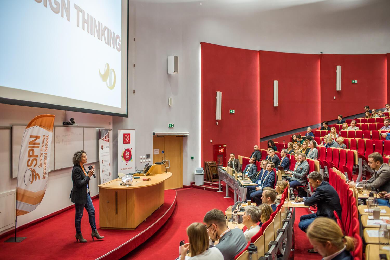 Klaudia Szendzielarz, Relacja zkonferencji SPIN 2020