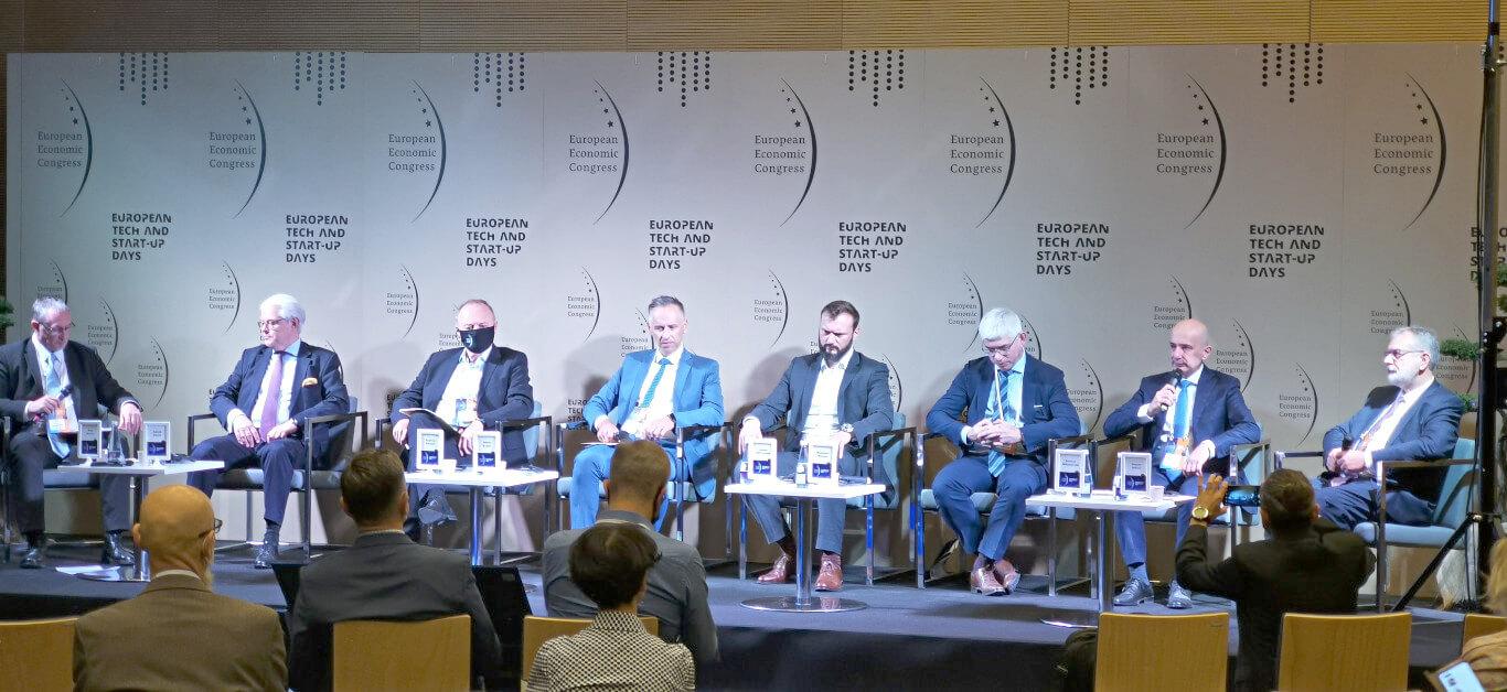 Problemy motoryzacji podczas Europejskiego Kongresu Gospodarczego wKatowicach