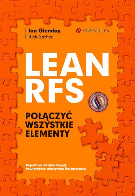 książka Lean RfS Ian Glenday