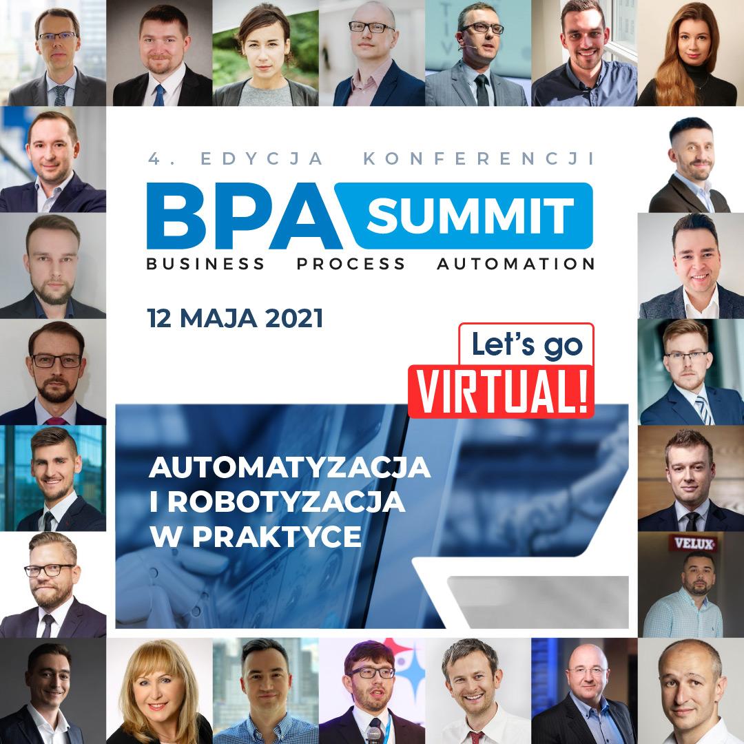 Zapowiedź BPA Summit