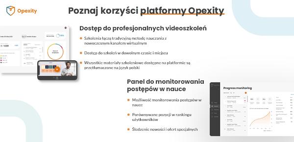 Platforma szkoleniowa Opexity Lean iSix Sigma
