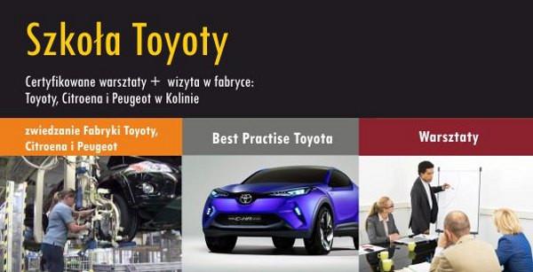 Zimowa szkoła Toyoty