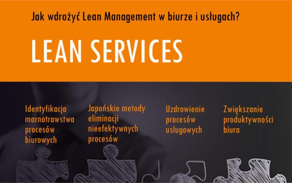 Szkolenie Lean Services