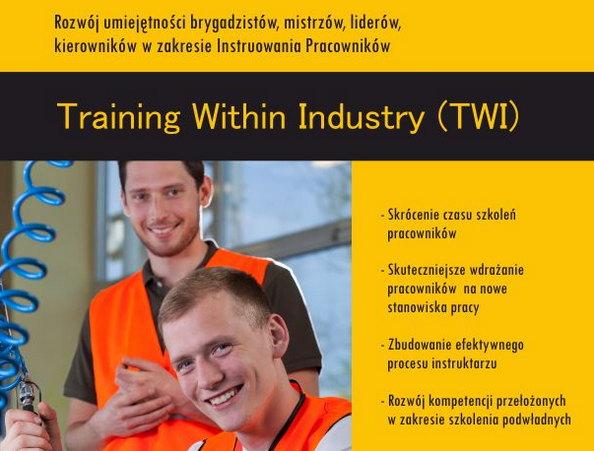 TWI szkolenie dla liderów