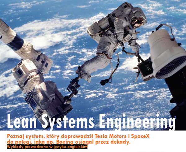 Szkolenie Lean Systems Engineering