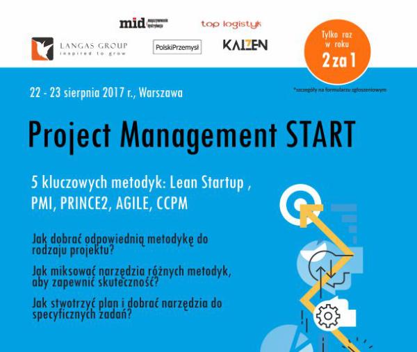 Szkolenie Project Management