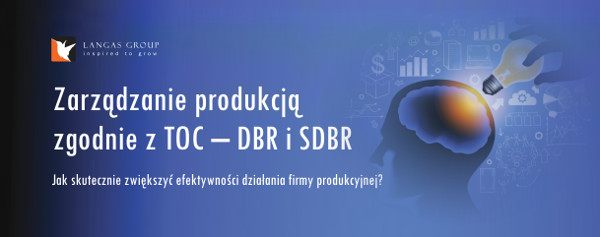 Wykorzystanie TOC - werbel-bufor-linia(DBR oraz simpleDBR)