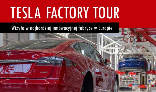 Tesla Factory Tour i Foresight Thinking