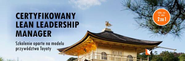 Certyfikacja Lean Leadership Manager