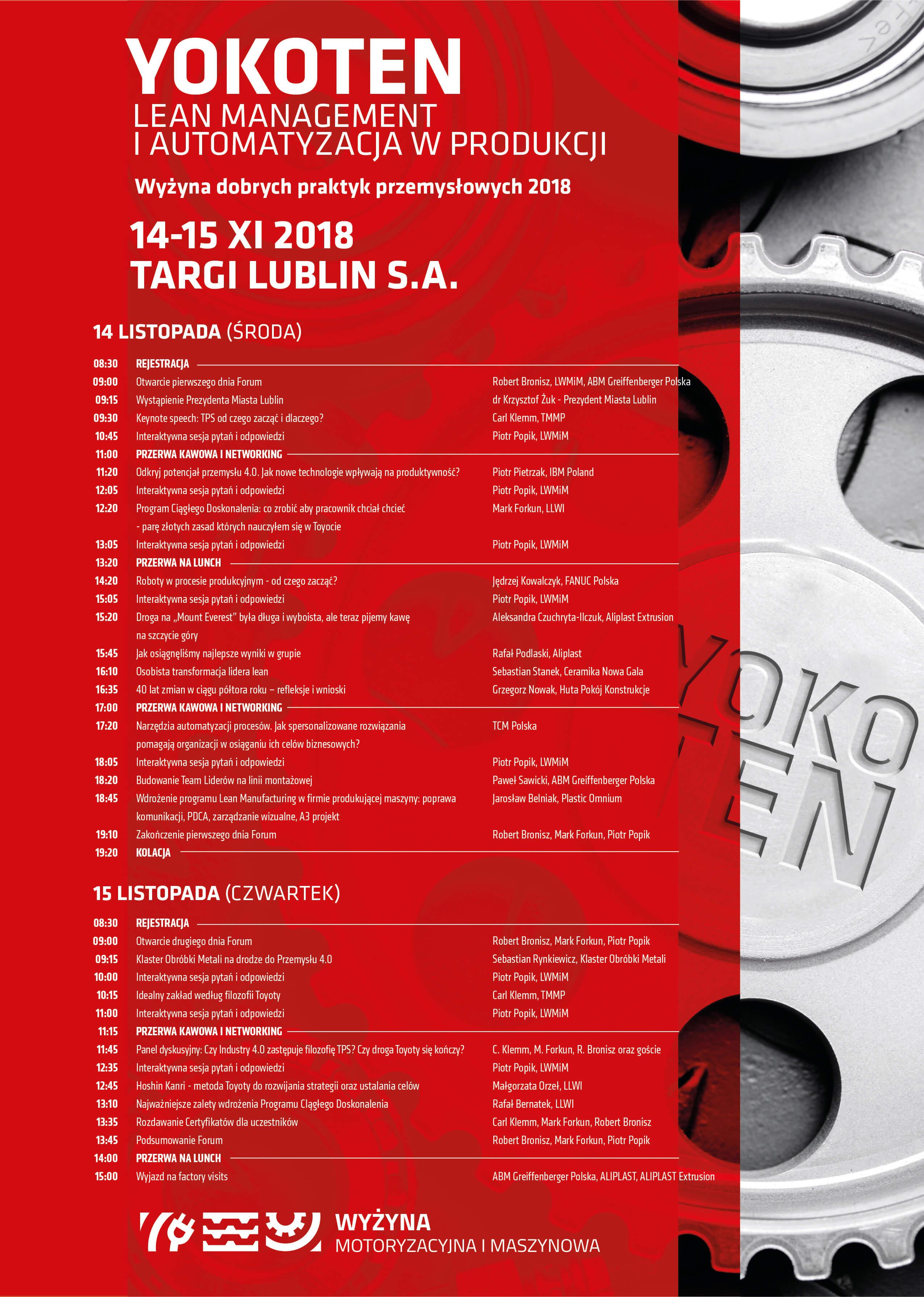 Agenda Forum Yokoten 2018