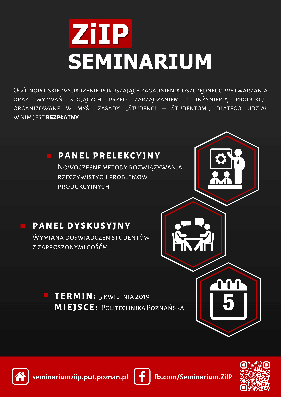 Seminarium Zarządzania i Inżynierii Produkcji