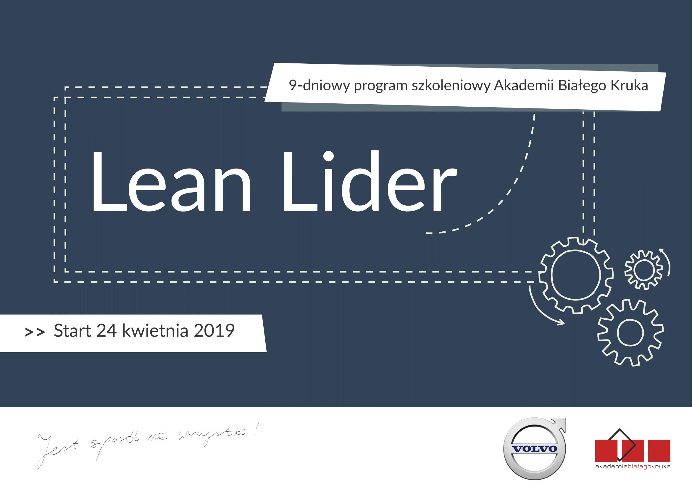 Lean Lider w ABK