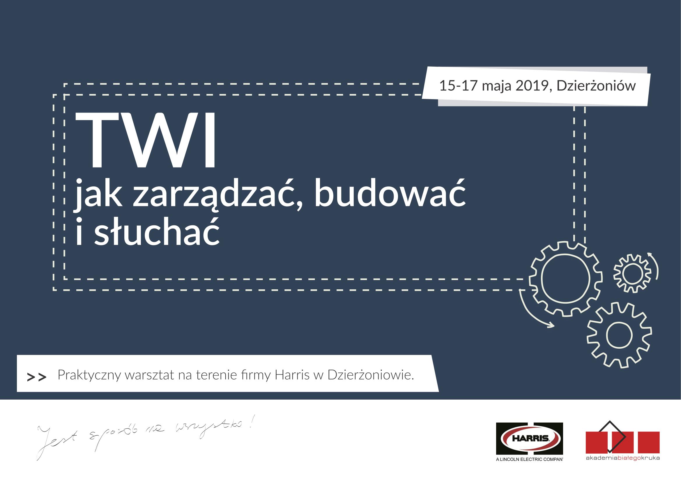 Szkolenie TWI w ABK