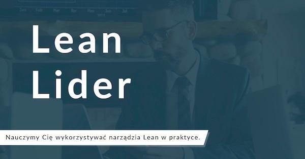 Szkolenie Lean Lider jesień 2019