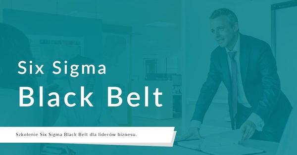 Szkolenie Six Sigma jesień 2019