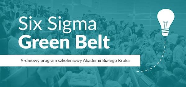Szkolenie Green Belt Six Sigma ABK