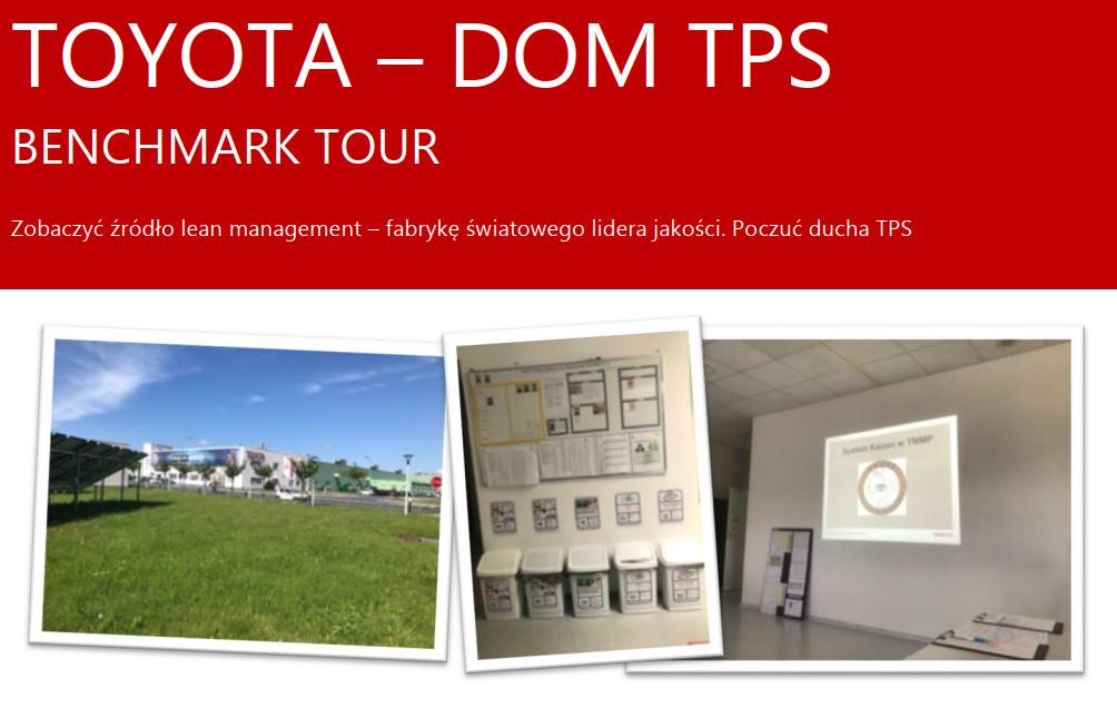 Benchmark, wycieczka do Toyoty w Wałbrzychu