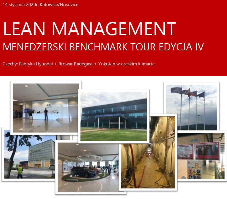 Benchmark dla menadżerów, wyjazd do fabryki Hyundai