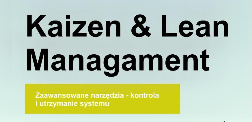 Szkolenie zaawansowane lean i kaizen
