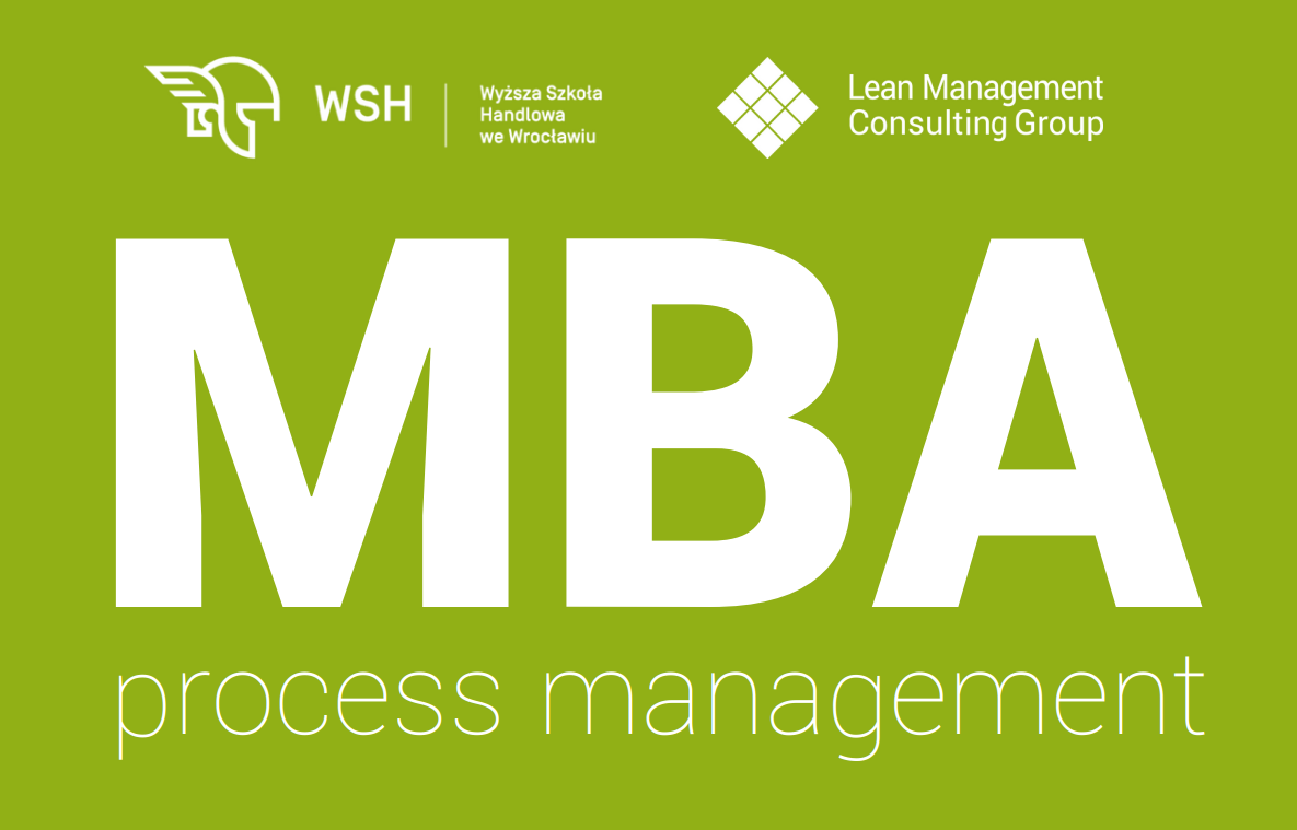 Studia MBA Process management